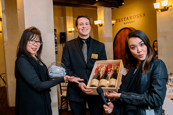 Win a delectable prize from Testarossa Winery!