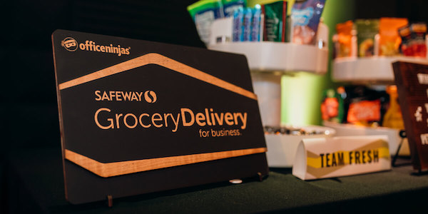 Stocking the break room just got easier with Safeway.com