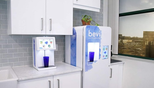 Standup and Countertop Bevi
