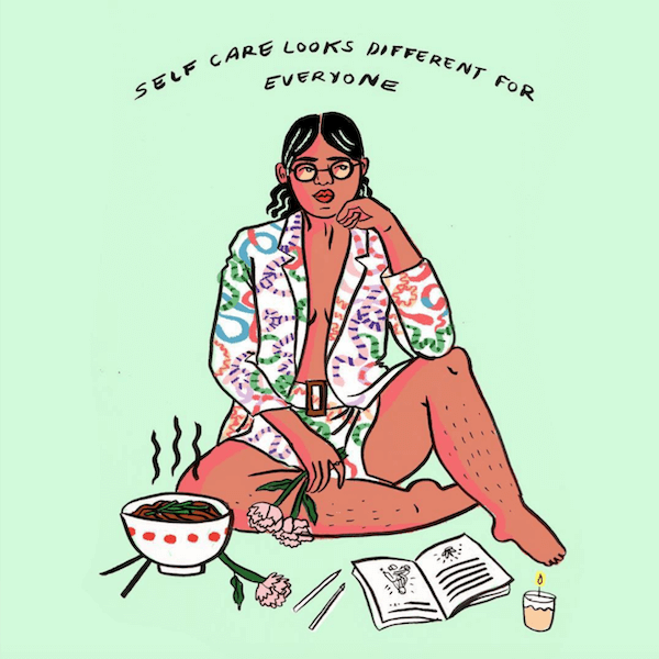 Carving out dedicated time for self-care has never felt more necessary.